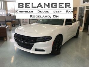 2016 Dodge Charger Blacktop Edition