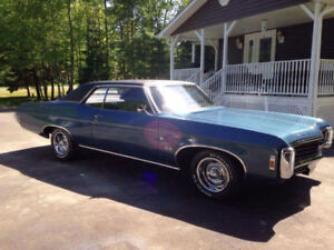 1969 Impala 2 door sports coupe