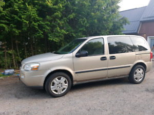 2009 Chevy uplander , transmission issue , 175, 000km