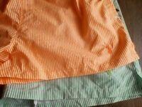 pair of medium shorts