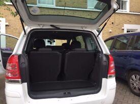 Vauxhall Zafira Design, 12 Plate, Low Mileage, Quick Sale