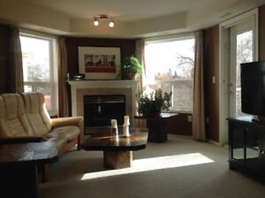 Bright, spacious condo in Heart of Oliver