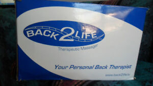 Back2Life Therapeutic Back Masssager