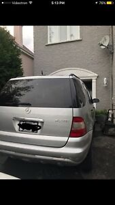 Mercedes-benz ML 500 4MATIC 3499$ NÉGO