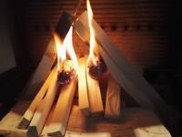 Kindling & Softwood firewood. Weighed bags. Choice of sizes.