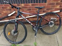 Scott sportster hybrid mountain bike