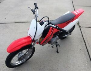 2005 Honda CRF70F Kids Dirt Bike