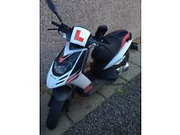 APRILIA SR 125 MOTARD LOW MILEAGE