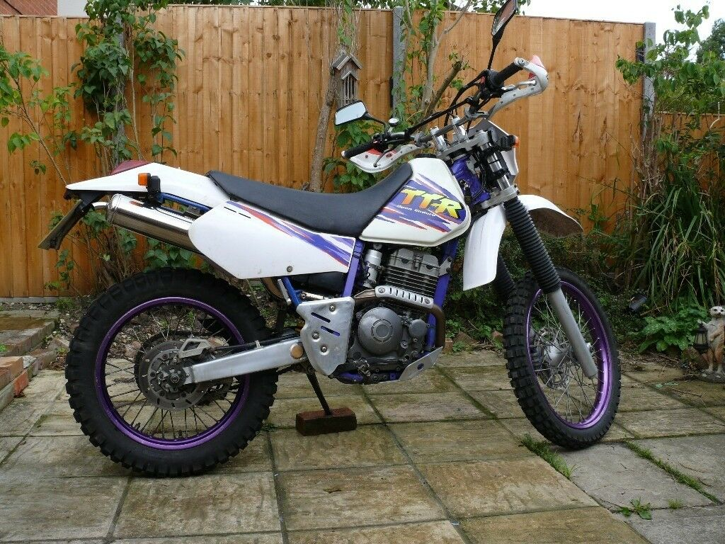 Yamaha ttr 250 open enduro in devizes wiltshire gumtree for Yamaha ttr models