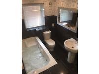 Jacuzzi Bath Coventry Leamington Spa Jacuzzi Bath 1200w mm x 1880l mm
