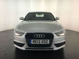 2013 AUDI A4 SE TDI DIESEL 1 OWNER SERVICE HISTORY FINANCE PX WELCOME
