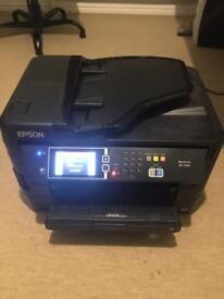 Epson A3 printer WF-7620 spares/repair