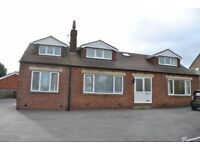**LET AGREED** Two bed apartment on Station Road, Ossett