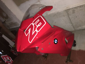 For Sale: Complete Sharkskinz Bodywork 2010 - 2014 S1000RR HP4