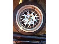 Cades Eros 16inch alloy wheels 4x100