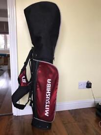 Mitsushiba junior golf clubs age 6-10 years £30