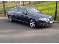Audi A6 S Line **Facelift Model**