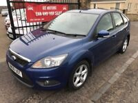 2008 FORD FOCUS TDCI TURBO DIESEL, 1 YEAR MOT, NOT ASTRA MEGANE S40 308 LAGUNA