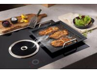 BORA BASIC BIA Induction Hob with built in extractor. New. Full range available. Delivery included