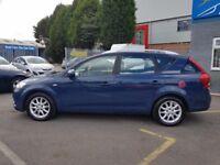 Kia Ceed 1.6 2 (blue) 2010