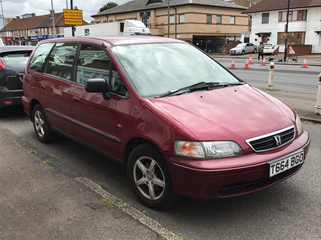 HONDA SHUTTLE - 7 SEATER - EXCELLENT RUNNER - QUICK SALE