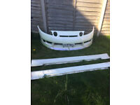 Lexus Soarer Car Parts Front and Side Bumpers