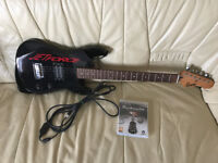 Rocksmith game and electric guitar for PS3 Playstation 3 game