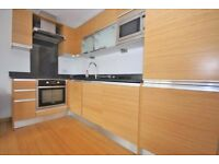 CLICK HERE TOP FLOOR WITH BALCONY ON WESTFERRY ROAD-FURNISHED E14 CANARY WHARF-NEW BUILD