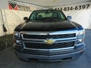 2015 Chevrolet Silverado 1500 LS WITH TRAILER PACK AND 20 INCH W