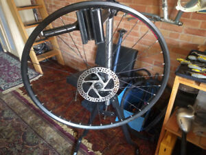 26 inch Jalco front wheel for road bike