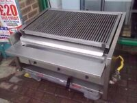 CHARCOAL CATERING BBQ GRILL COMMERCIAL MACHINE CHICKEN RESTAURANT KITCHEN MEAT SHOP FASTFOOD DINER