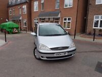 Ford Galaxy 1.9L Diesel, 7 seater, 6 speed