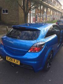 Vauxhall astra vxr 2006