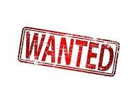 Extra Income wanted