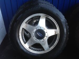 Winter tires (  REDUCED  TO $ 150.00  )