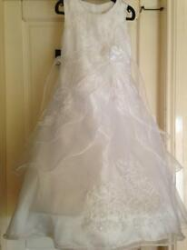 Girls bridesmaid/Holy communion/occasion dress