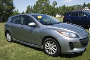 2012 Mazda Mazda3 GS-SKY Hatchback