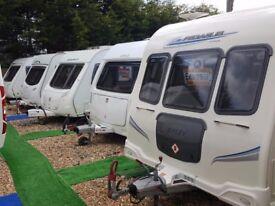 Top Quality Caravans at Sensible Prices