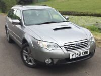 2008 Subru outback 2.0 tdi Re boxer estate