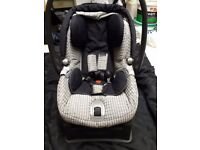 Mamas and papas car seat with isofix