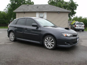 2009 Subaru Impreza WRX: Yes Only 131 Kms,5 Speed, MUST SEE!