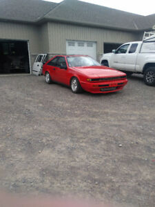 1985 Nissan 200SX Coupe (2 door)