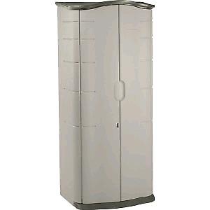 Rubbermaid vertical storage unit