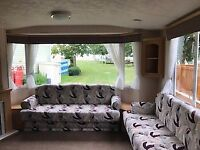 REDUCED! Cheap 2 bedroom caravan for sale, choice of pitch at Coopers Beach Resort, Mersea Island