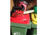 Mini 2stroke chainsaw