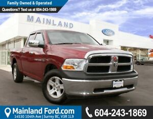 2012 RAM 1500 ST LOCAL, NO ACCIDENTS