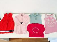 GIRLS DESIGNER CLOTHES BUNDLE 3-4