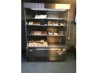 Cold food display unit