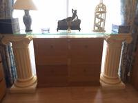 Ornamental display stand