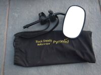 Pyramid Rock Steady Towing Mirror new unused comes with storage bag